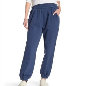Free People | Movement Blue Slouch It Jogger Pants